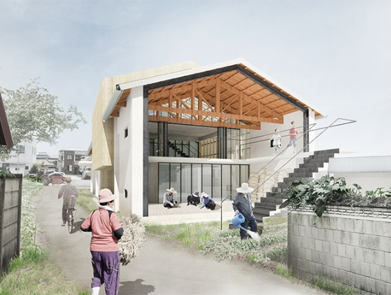 The 10th Korean Rural Architecture Competition Project -2nd prize