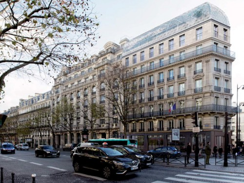 173 Haussman -  VS-A - Architecte PCA