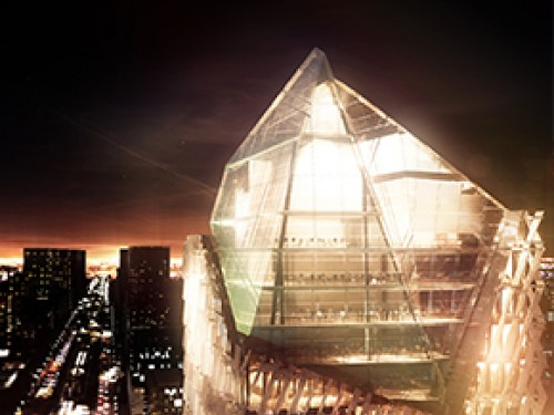CFC Tower - Thom MAYNE Morphosis - VS-A